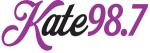 Kate 98.7 Logo