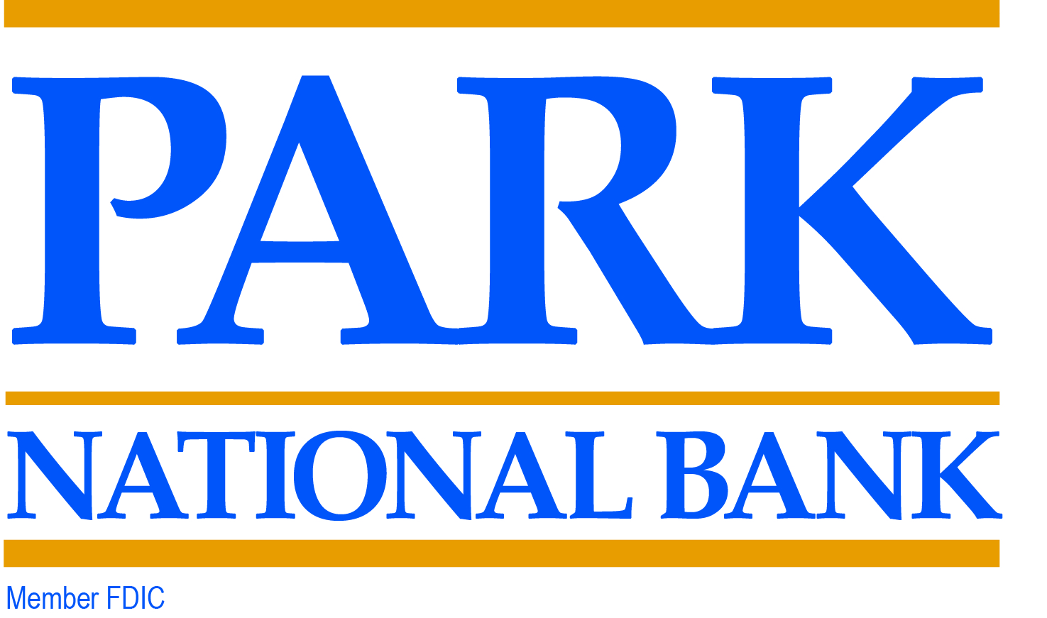 Park National Bank Stacked Logo Color with FDIC