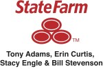 State Farm Logo with Agents