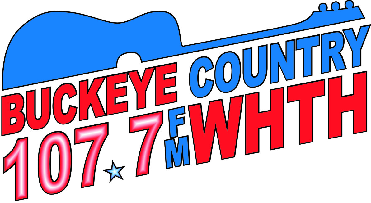 Buckeye Country 107.7 Logo